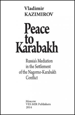 Peace to Karabakh